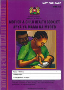 Book Cover: Kenya